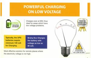 Low voltage Charging